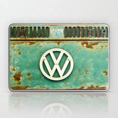 VW Retro Laptop & iPad Skin