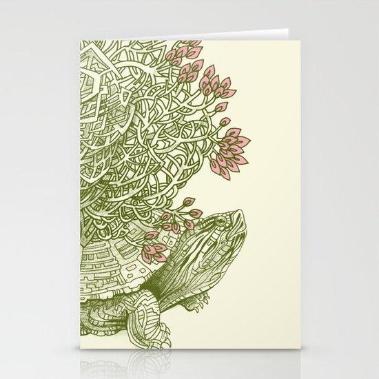 Grow Stationery Card