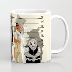 Unusual Suspects Mug