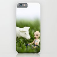 Baldy & Cow iPhone 6 Slim Case