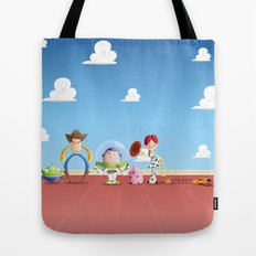 TOY STORY Tote Bag