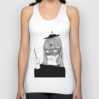 The End Unisex Tank Top
