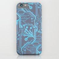 1982 Blue iPhone 6 Slim Case
