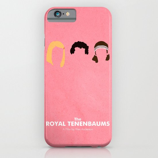 The Royal Tenenbaums iPhone & iPod Case