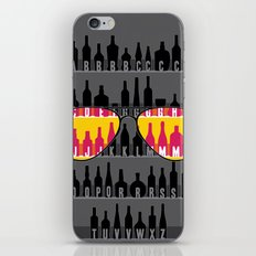 GUESS THE NAMES... ;)  iPhone & iPod Skin