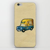 PEPISANG Banana Mobil iPhone & iPod Skin