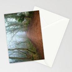 Foggy Woodland Stationery Cards