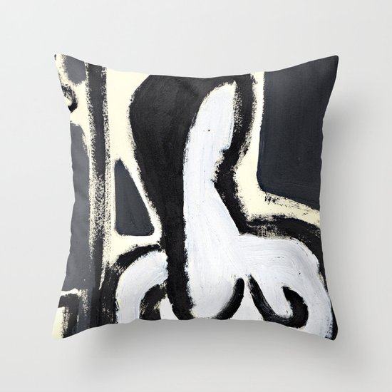 FUN IN TO THE AUTOBAN Throw Pillow