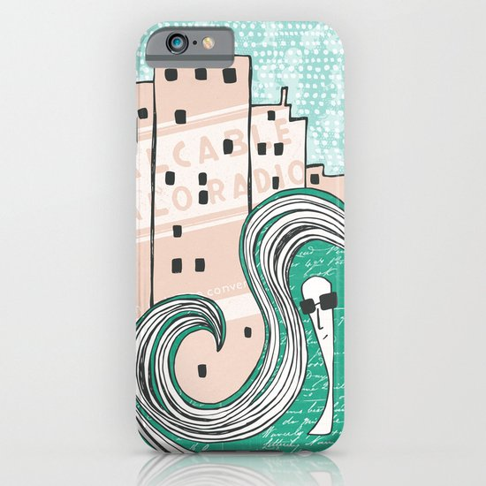 City Chic iPhone & iPod Case
