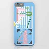 Four Freedoms Barcode iPhone 6 Slim Case