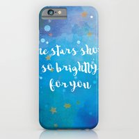 The Stars Shone So Brightly For You iPhone 6 Slim Case