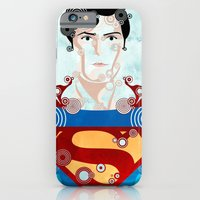 iPhone Cases featuring Powered by the Sun by Joshua A. Biron