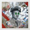 The Forgotten Soldier Canvas Print