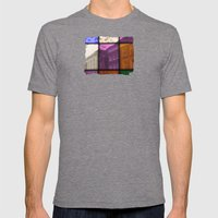 Street View  - JUSTART �… Mens Fitted Tee Tri-Grey SMALL