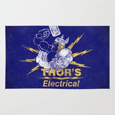 Thor - Thor's Electrical Rug