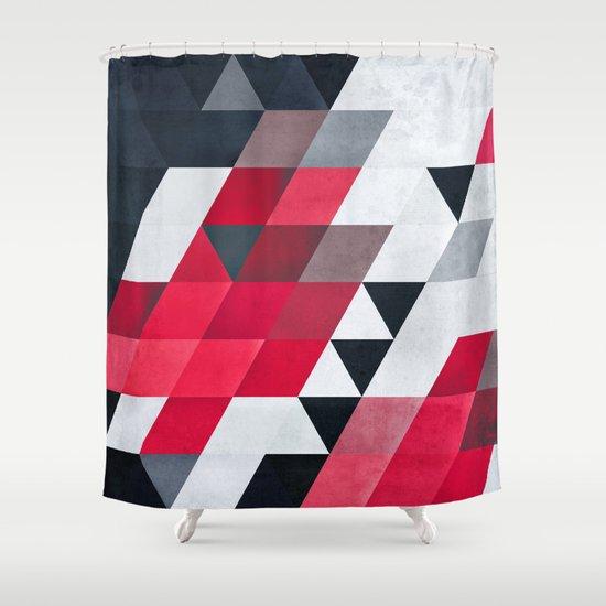 cyrysse Shower Curtain