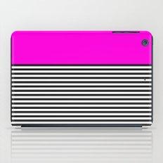 STRIPE COLORBLOCK {PINK} iPad Case