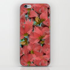 translucent floral iPhone & iPod Skin