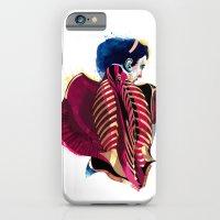 iPhone & iPod Case featuring Anatomy 07a by Alvaro Tapia Hidalgo