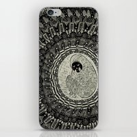 Isolation Blossom 1 iPhone & iPod Skin