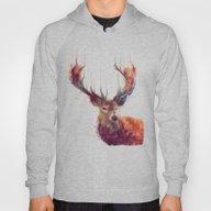 Red Deer // Stag Hoody