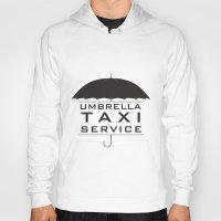 umbrella taxi service Hoody