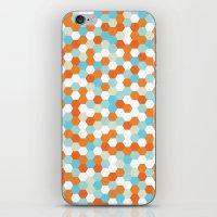 Honeycomb | Fish Bowl iPhone & iPod Skin