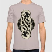 Aries The Ram Mens Fitted Tee Cinder SMALL