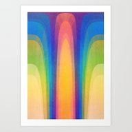 Chroma #3 Art Print