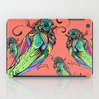 Colorful Bird iPad Case