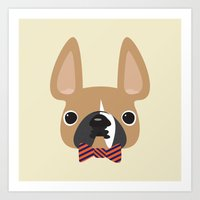 This is Brix, Too. Art Print