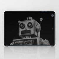 Vintage Robot iPad Case