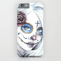 La Bella Muerte  iPhone 6 Slim Case