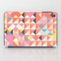 Geo Coral iPad Case