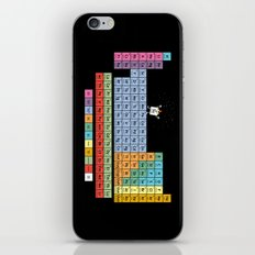 The Element of Surprise iPhone & iPod Skin