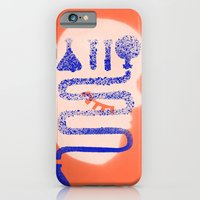 iPhone & iPod Case featuring Dreams by longmuzzle