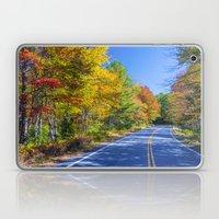New Hampshire Country Ro… Laptop & iPad Skin