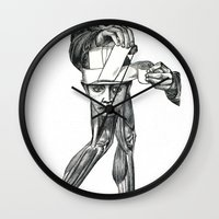 Politicians Today, Keeping Your Best Interests In Mind Wall Clock