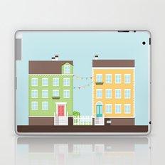 Little Houses Laptop & iPad Skin