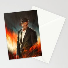 He Who Fights Monsters Stationery Cards
