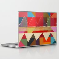 Peaks Laptop & iPad Skin