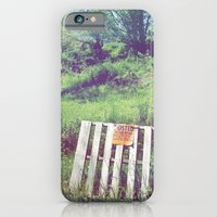 Eastern Edge of Refuge iPhone 6 Slim Case