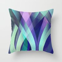 Abstract background G142 Throw Pillow