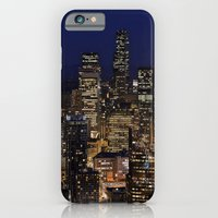 iPhone & iPod Case featuring Quiet In My Town by lokiandmephotography