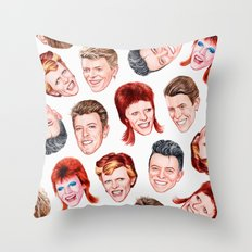 He Was The Nazz Throw Pillow