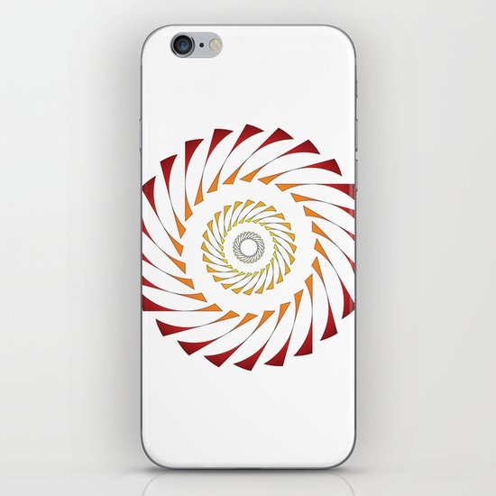 Circle 3B iPhone & iPod Skin