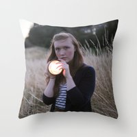 Rediscovery Throw Pillow