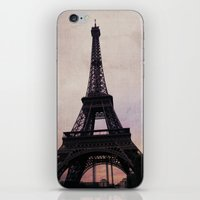 Vintage Paris iPhone & iPod Skin