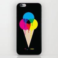 CMYKream iPhone & iPod Skin