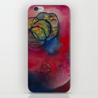 Blooming Present iPhone & iPod Skin